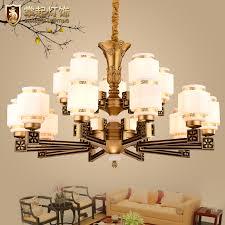 get ations new chinese restaurant chandelier modern living room chandelier zinc alloy chandelier marble decorative chandelier light fixtures