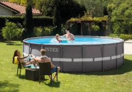 intex ultra frame above ground pools. Exellent Frame 16FT X 48IN ULTRA FRAME POOL SET For Intex Ultra Frame Above Ground Pools 2