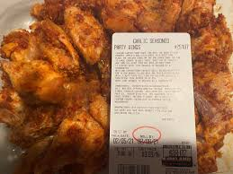 Trying out the chicken wings from costco! Costco Raw Garlic Chicken Wings Big Green Egg Egghead Forum The Ultimate Cooking Experience