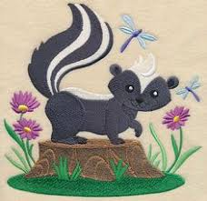 Small Picture printablepicturesofskunk Free Printable Skunk Coloring Pages