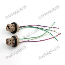 watch more like a light bulb socket ground wiring wedge plugs sockets harness wire 7443 t20 7440 signal brake bulb light