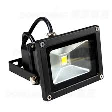 Us 18 52 5 Off 10w Led Flood Light Outdoor Spotlight Led Reflector Waterproof Dc 12v Landscape Light In Floodlights From Lights Lighting On