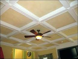cost to install ceiling