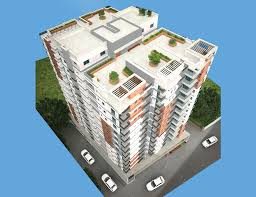 G 3 Apartment Structural Design Exclusive Apartment Complex At Mugdha Golden Key Property