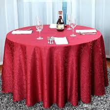 brief design hotel jacquard tablecloth fashion luxury style table cloth restaurant round table skirt tick for home decorations 51by3 zz table cloths table