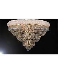 swarovski crystal lighting. French Empire Crystal Flush Basket Chandelier With Swarovski  Lighting Swarovski Crystal Lighting L