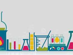 This Chemistry Powerpoint Background Is A Simple Design About
