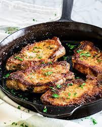 italian breaded pork chops jo cooks