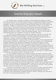 biography sample paper scientist biography writing services my  scientist biography writing services