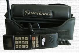 motorola 90s cell phone. bag phone: motorola 90s cell phone