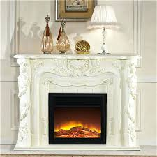 decorative fireplace inserts uk hand painted wooden home elegant electric mantel heater insert decorative fireplace screens