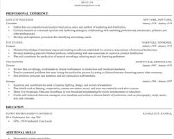 Gpa Means In Resume Resume For Your Job Application