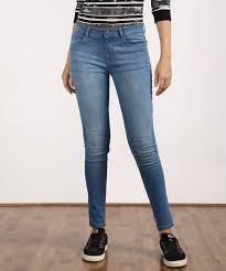 Jealous 21 Slim Womens Blue Jeans