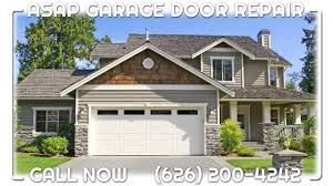 asap garage door repair pasadena 626 200 4242 gate repair