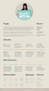 25 Creative And Simple Resume Examples Templat Peppapp