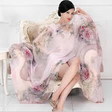 NEW <b>2019 Luxury Brand Scarf</b> 100% Silk Scarf Natural Real Silk ...