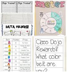 Tracking Chart Ideas 27 Amazing Class Dojo Printables And Ideas Teach Junkie