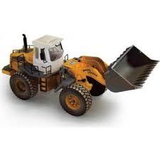 hobby engine бульдозер