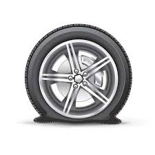 tires and rims clipart. Simple Tires Flat Tire Illustration For Tires And Rims Clipart T