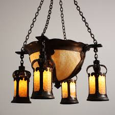 arts and crafts chandelier. Furniture: Arts And Crafts Chandelier Popular Meyda Tiffany 175323 Dome Reverse Craftsman Brown Throughout 19 2