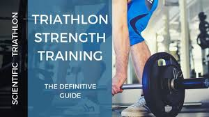 triathlon strength the definitive guide