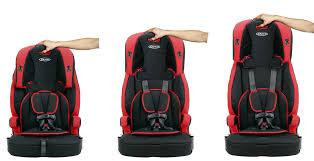 7 of 8 graco wayz 3 in 1 harness booster car seat gordon