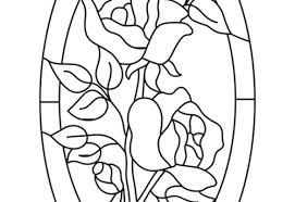 meval stained glass coloring pages bing images stained