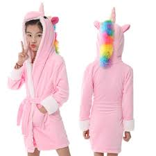 Offering you a complete choice of products which include kids bath gown, fashionable baby bath gown, baby fancy bath gown, baby bath gown, stylish kids bath gown and designer kids bath gown. Baby Kid Boy Girl Pink Unicorn Warm Pajamas Hooded Bath Robe Sleepwear Dressing Gown Shopee Singapore