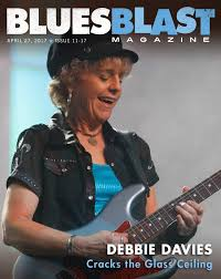 Featured Interview – Debbie Davies – Blues Blast Magazine