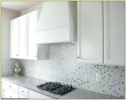white mosaic tile backsplash furniture stunning glass mosaic tile collection for mosaic tile kitchen install glass