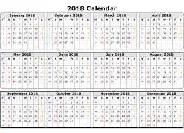 excel 2018 yearly calendar 2018 yearly calendar excel archives printable office templates