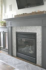 25 best diy fireplace makeovers sarah from thrifty decor