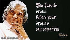 Apj Abdul Kalam Quotes On Dreams Best Of Dr APJ Abdul Kalam Dr APJ Abdul Kalam's Quotes