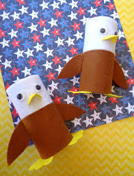 Small Picture 4th of July Eagle Craft for Kids Kreative in Life Preschool