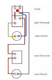 how to wire off peak water heater thermostat wiring diagram add Heater Thermostat Wiring electric water heater wiring diagram turn the power to the water heater off at the main heater thermostat wiring diagram