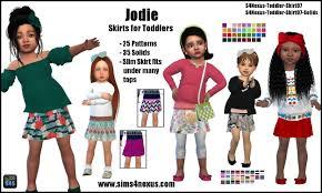 Jodie -Original Content- | Sims 4 Nexus
