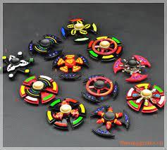 Fidget Spinner, con quay 2 tầng độc đáo, giúp người dùng xả stress