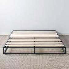 Rustic Log Bed Frame | Wayfair