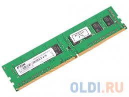 Оперативная <b>память</b> 4Gb PC4-19200 2400MHz <b>DDR4</b> DIMM ...