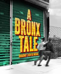 Bronx Tale Theater Seating Chart A Bronx Tale