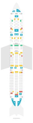 British Airways Business Class Seating Chart Seat Map Boeing 777 200 772 Three Class V1 British Airways