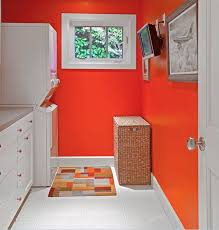 laundry room paint ideasRosecolored paint color ideas laundry room  Home Interiors