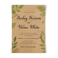 Us 65 0 Wedding Invitations With Envelope Vintage Invitations For Wedding Save The Date Rsvp Cards Custom Wording Lot Of 50 In Cards Invitations