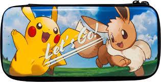 Защитный <b>чехол Hori Let's</b> Go!, HR53, для консоли Nintendo ...