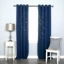 Navy Blue Bedroom Curtains Navy Blue Curtains Bedroom Transitional ...