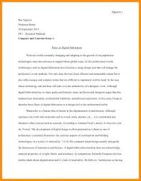 Elementary Essay Examples Biographical Essay Example Liknes Co