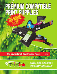 inkjet cartridges - Think Ink the source for all your inkjets toners and ...