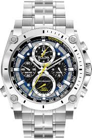 men s bulova precisionist champlain chronograph collection bulova men s bulova precisionist champlain chronograph collection bulova precisionist collection is the world s most accurate watch