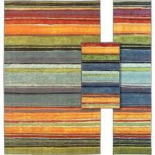 3 piece rug sets find deals on line at inside set decorations 4 area mainstays paramount 4 piece beige rug set