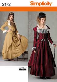 Steampunk Costume Patterns